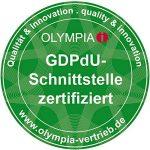 Olympia CM 980 F Caisse enregistreuse commerciale pour boulangerie/restaurant Anthracite de la marque Olympia image 1 produit