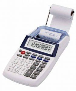 Olympia CPD 425 Calculatrice imprimante avec écran LCD à 12 chiffres, 119,9 x 102,2 x 45,7 mm de la marque Olympia image 0 produit