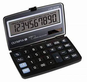Olympia LCD1010E Calculatrice Bleu de la marque Olympia image 0 produit