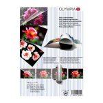 Olympia Plastifieuse 4 en 1 Format A4 Massicot avec 3 types de coupe et arrondisseur d'angles Avec 100 feuilles de plastification de la marque Olympia image 1 produit
