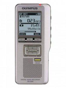Olympus DS 2500 Dictaphones Connexion PC, Modes d'Enregistrements Convertibles, Type de Stockage: Carte Mémoire, Activation Vocale, Reconnaissance Vocale (DSS) de la marque Olympus image 0 produit