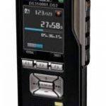Olympus DS-3500 Carte flash Noir dictaphone - Dictaphones (Quality Play (QP), Standard Play (SP), DSS,MP3,WAV, 306 h, 200-5000 Hz, LCD, 176 x 220 pixels) de la marque Olympus image 2 produit
