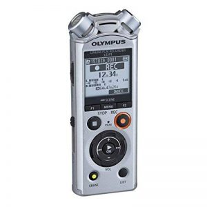 Olympus LS-P1 Dictaphone enregistreur numérique Argent de la marque Olympus image 0 produit