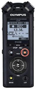 Olympus LS-P4 PCM FLAC Musique et dictaphone de la marque Olympus image 0 produit