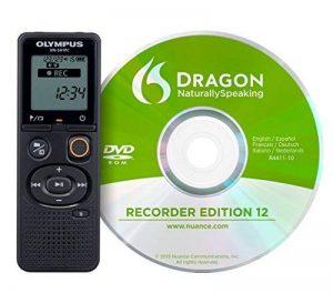 Olympus VN-541PC Dictaphones Connexion PC, Type de Stockage: Mémoire Interne de la marque Olympus image 0 produit