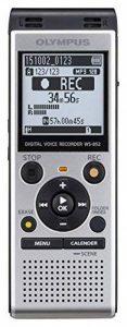 Olympus WS-852 Dictaphones Connexion PC, Type de Stockage: Mémoire Interne, Activation Vocale, Enregistreur MP3 de la marque Olympus image 0 produit