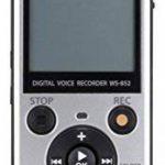 Olympus WS-852 Dictaphones Connexion PC, Type de Stockage: Mémoire Interne, Activation Vocale, Enregistreur MP3 de la marque Olympus image 4 produit