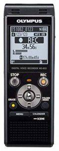 Olympus WS-853 Dictaphones Connexion PC, Type de Stockage: Mémoire Interne, Activation Vocale, Enregistreur MP3 de la marque Olympus image 0 produit