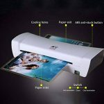 Omar-clare Plastifieuse a4 Laminator Chaud Froid de Photo de laminateur A4 Le lamineur de Document de Photo Plaque de plastification de Machine de Stratification Sl200 de la marque Omar-clare image 1 produit