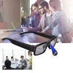 OMOUP Full HD 1080P Lunettes Caméra Sport Eyewear Cam DVR Enregistreur Vidéo DV Caméscope 16GB Carte Mémoire Compris de la marque OMOUP image 1 produit