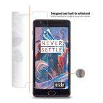 OnePlus 3T / OnePlus 3 Protecteurs d'ecran, ORZLY® - Multi-Pack 5x Films de Protection Haute Qualité pour OnePlus 3 & OnePlus 3T - Film Protecteur Ecran 100% Transparent - Virtuellement Invisible de la marque Orzly image 2 produit