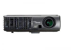 Optoma E1P1D0H1E001 Vidéoprojecteur DLP 3D 1024 x 768 VGA/USB/RCA/HDMI de la marque Optoma image 0 produit