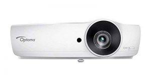 Optoma EH461 Vidéo-projecteur - Vidéo-projecteurs (5000 ANSI Lumens, DLP, 1080p (1920x1080), 20000:1, 16:9, 1,23 - 5,63 m) de la marque Optoma image 0 produit