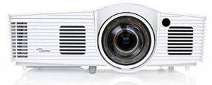 """Optoma GT1070Xe Vidéoprojecteur Full HD Courte Focale (Image de 100"""" à Une Distance de 1m de la Surface de Projection) de la marque Optoma image 0 produit"""
