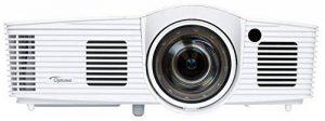 """Optoma GT1080e Vidéoprojecteur Full HD Courte Focale (Image de 100"""" à Une Distance de 1m de la Surface de Projection) de la marque Optoma image 0 produit"""