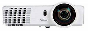 """Optoma GT760 Vidéoprojecteur WXGA Courte Focale (Image de 60"""" à une distance de 68cm de la surface de projection) de la marque Optoma image 0 produit"""
