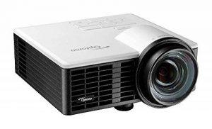 Optoma ML750ST Vidéoprojecteur LED Courte Focale Ultra Compact de la marque Optoma image 0 produit