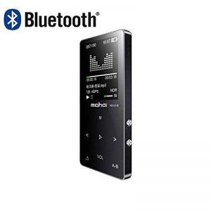 Original en métal écran tactile Bluetooth lecteur MP38Go intégrée Haut-parleur Mini lecteur de musique avec radio FM Enregistreur vocal e-book de la marque J&R image 0 produit