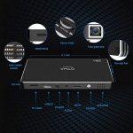 OTHA Mini Vidéoprojecteur, Pico Projecteur Portable Android 7.1 DLP Projecteurs, 1080p Full HD Home Cinema avec WiFi Bluetooth Entrée HDMI pour iPhone/Android/Gaming/Laptop/TV Box de la marque OTHA image 4 produit