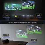 OTHA Mini Vidéoprojecteur, Pico Projecteur Portable Android 7.1 DLP Projecteurs, 1080p Full HD Home Cinema avec WiFi Bluetooth Entrée HDMI pour iPhone/Android/Gaming/Laptop/TV Box de la marque OTHA image 2 produit