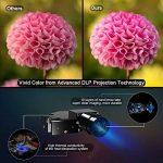OTHA Pico Projecteur, 32GB Mini Vidéoprojecteur Full HD Android 7.1 Portable Projecteurs, 100 ANSI Lumens, Entrée HDMI pour Clé USB, iPhone, PC, Laptop de la marque OTHA image 3 produit