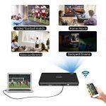 OTHA Pico Projecteur, 32GB Mini Vidéoprojecteur Full HD Android 7.1 Portable Projecteurs, 100 ANSI Lumens, Entrée HDMI pour Clé USB, iPhone, PC, Laptop de la marque OTHA image 4 produit