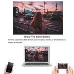 OTHA Videoprojecteur, Mini Projecteur Portable Andorid 7.1 Pico DLP Vidéoprojecteurs 1080P Full HD Home Cinema avec USB /WiFi /Bluetooth/HDMI-in pour Miroir iPhone/Android/PC/PS4 Jeux de la marque OTHA image 3 produit