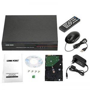 OWSOO 8 Voies 960H Enregistreur Vidéo Numérique H.264 HDMI P2P DVR CCTV + 1TB Disque Dur Système de Sécurité Support Audio Enregistrement Téléphone Contrôle Motion Detection Email Alarme de la marque OWSOO image 0 produit