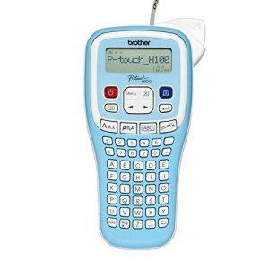 P-Touch H100lb Lettering Mach. de la marque Brother image 0 produit