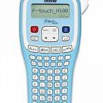 P-Touch H100lb Lettering Mach. de la marque Brother image 3 produit