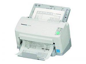 Panasonic KV-S1046C Scanner couleur A4 avec chargeur automatique de documents 75 feuilles, fonction numérisation recto-verso et numérisation de cartes de visite, 45/90 images par minute de la marque Panasonic image 0 produit