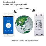 [Paquet de 2] Docooler SONOFF 10A DIY Modification Smart WiFi Général Télécommande Shut Power avec Smart APP de la marque Docooler image 4 produit