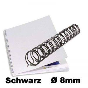 PAVO Boîte de 100 Anneaux métalliques 7.9 mm Noir de la marque Pavo image 0 produit