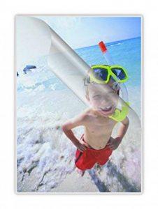 Pavo-pochettes de plastification premium format 75 x 105 mm - 2 x 125 microns-pack de 100 de la marque Pavo image 0 produit