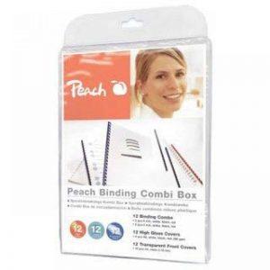 PEACH-kit de reliure plastique - 36 pièces de la marque Verpackungsteam image 0 produit