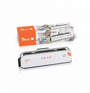 Peach PB200-70Relieuse thermique format A4- pour des présentations en toute simplicité de la marque Peach image 0 produit