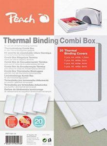 Peach PBT100-14 Relieuse Blanc de la marque Peach image 0 produit