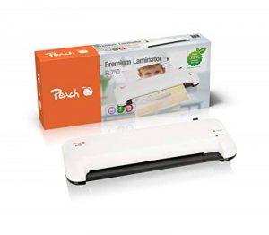 Peach PLl750Plastifieuse économie d'énergie jusqu'à 75%, A4 de la marque Peach image 0 produit