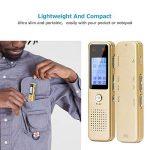 petit dictaphone TOP 9 image 2 produit