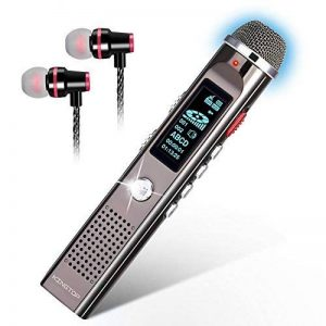 petit enregistreur audio TOP 6 image 0 produit