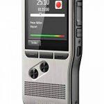 Philips DPM 6000 Dictaphones Connexion PC, Modes d'Enregistrements Convertibles, Type de Stockage: Mémoire Interne, Enregistreur MP3, Reconnaissance Vocale (DSS) de la marque Philips Audio image 1 produit