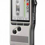 Philips DPM 7200 Dictaphones Connexion PC, Type de Stockage: Carte Mémoire, Activation Vocale, Enregistreur MP3, Reconnaissance Vocale (DSS) de la marque Philips Audio image 1 produit
