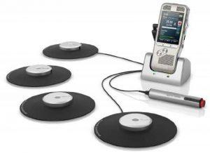 Philips DPM 8900 Dictaphones Connexion PC, Type de Stockage: Carte Mémoire, Activation Vocale, Reconnaissance Vocale (DSS) de la marque Philips Audio image 0 produit