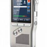 Philips DPM 8900 Dictaphones Connexion PC, Type de Stockage: Carte Mémoire, Activation Vocale, Reconnaissance Vocale (DSS) de la marque Philips Audio image 1 produit