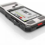 Philips DPM7000 Dictaphone numérique Argent de la marque Philips image 4 produit