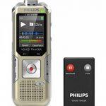 Philips DVT 6500 Dictaphones Connexion PC, Modes d'Enregistrements Convertibles, Type de Stockage: Mémoire Interne, Activation Vocale, Enregistreur MP3 de la marque Philips Audio image 1 produit
