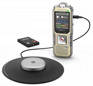 Philips DVT 8010 VoiceTracer Enregistreur audio de la marque Philips image 0 produit