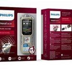 Philips DVT6510/00 Voice Tracer 8 Go pour Enregistrer Musique Champagne de la marque Philips image 3 produit