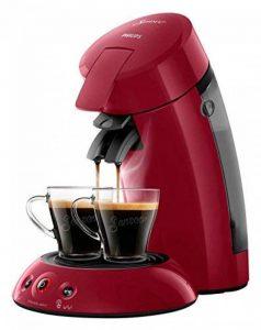 Philips HD6554/91 Machine à Café à Dosettes Senseo Original Rouge Intense 0, 75 Litre de la marque Philips image 0 produit
