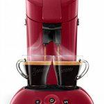 Philips HD6554/91 Machine à Café à Dosettes Senseo Original Rouge Intense 0, 75 Litre de la marque Philips image 1 produit